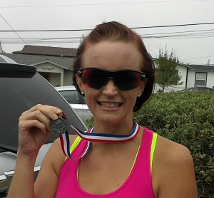 2nd Place!!!! Shiny silver :)