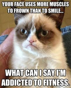 Thanks Pinterest and Grumpy Cat