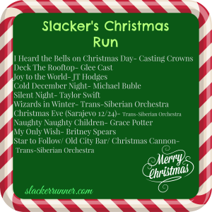 I have over 400 Christmas songs but I love these.  So odd, I know.