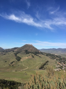 Look- it's Bishop's Peak!