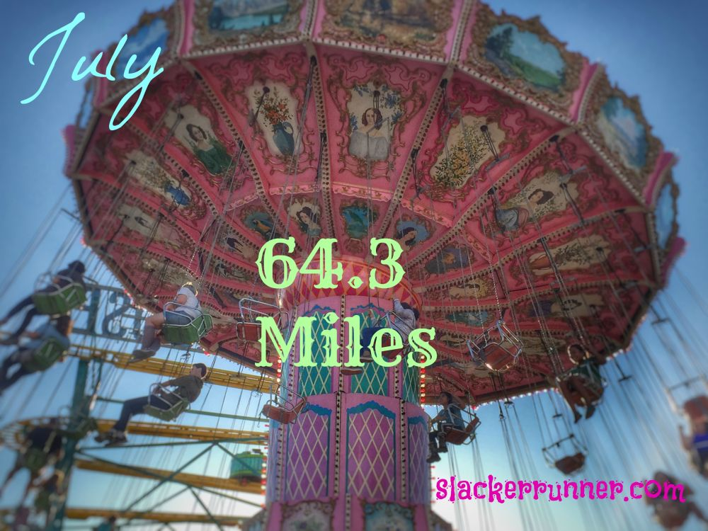 July Miles